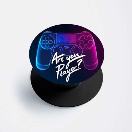 Player Popsocket