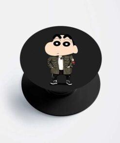 Smart Shinchan Popsocket