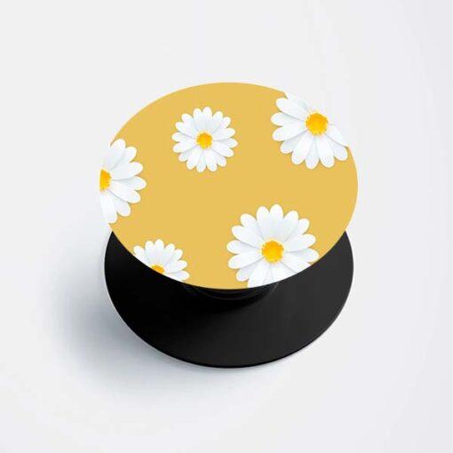 White Daisy Popsocket