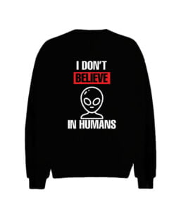 Alien Men Sweatshirt