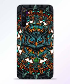 Angry Owl Realme 6 Pro Back Cover