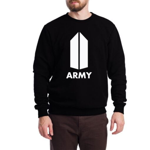 Army Sweatshirt for Men