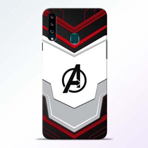 Avenger Endgame Samsung Galaxy A20s Mobile Cover - CoversGap