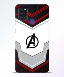 Avenger Endgame Samsung Galaxy A21s Mobile Cover - CoversGap