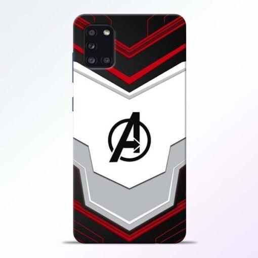 Avenger Endgame Samsung Galaxy A31 Mobile Cover - CoversGap