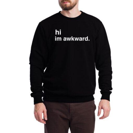 Awkward Sweatshirt for Men