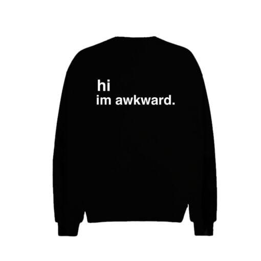 Awkward Men Sweatshirt