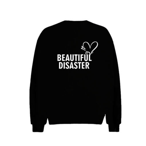 Beautiful Disaster Men Sweatshirt