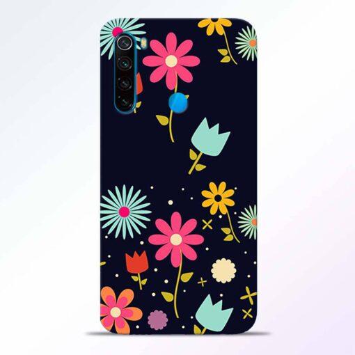 Blossom Flower Redmi Note 8 Back Cover