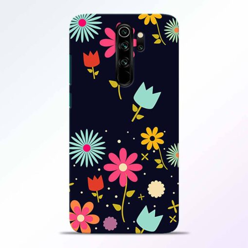 Blossom Flower Redmi Note 8 Pro Back Cover