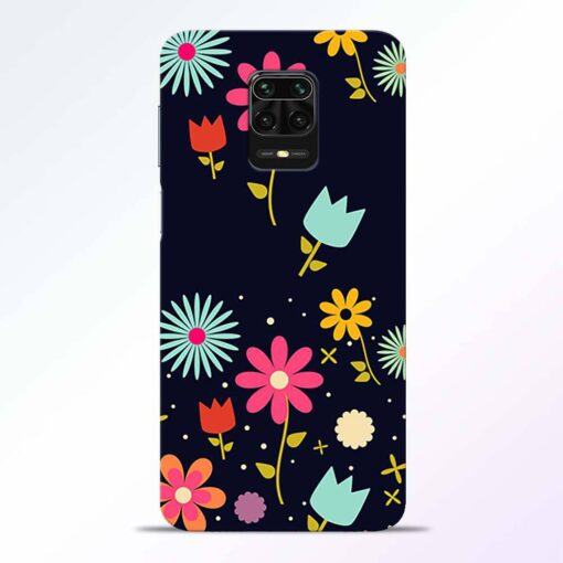 Blossom Flower Redmi Note 9 Pro Back Cover
