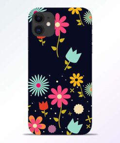 Blossom Flower iPhone 11 Back Cover