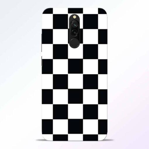 Chess Redmi 8 Back Cover
