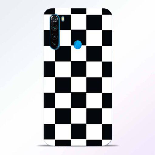 Chess Redmi Note 8 Back Cover