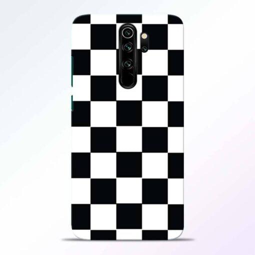 Chess Redmi Note 8 Pro Back Cover