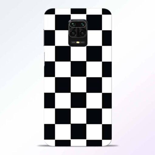 Chess Redmi Note 9 Pro Back Cover