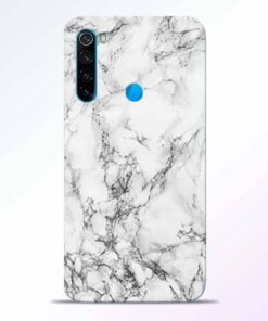 Crack Marble Redmi Note 8 Back Cover