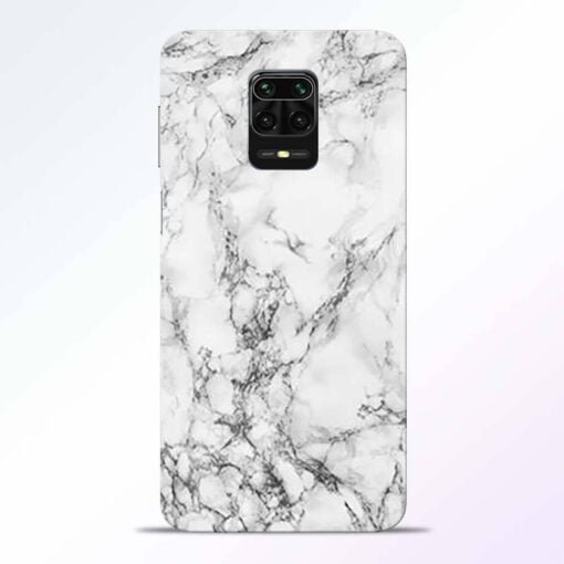 Crack Marble Redmi Note 9 Pro Back Cover