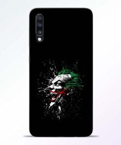 Crazy Joker Samsung Galaxy A70 Mobile Cover - CoversGap