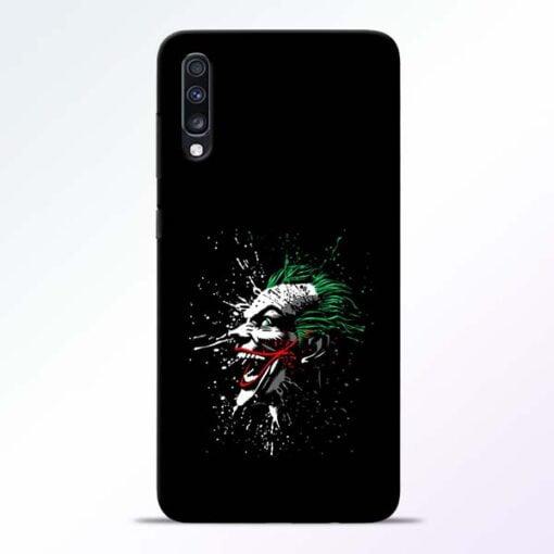 Crazy Joker Samsung Galaxy A70 Mobile Cover - CoversGap