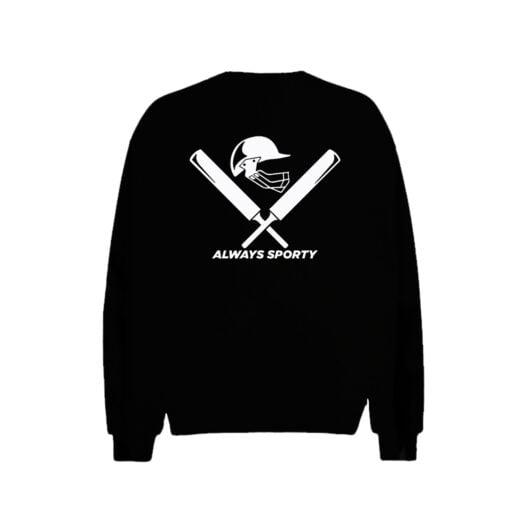 Cricket Lover Men Sweatshirt