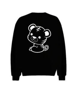 Cute Dog Men Sweatshirt