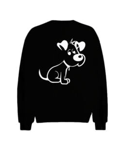 Cute Puppy Men Sweatshirt