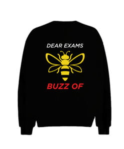 Dear Exam Men Sweatshirt