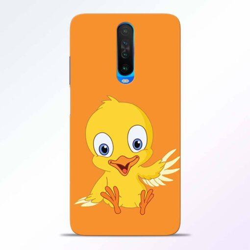 Duck Poco X2 Back Cover