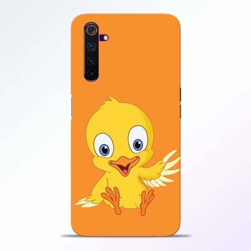 Duck Realme 6 Back Cover