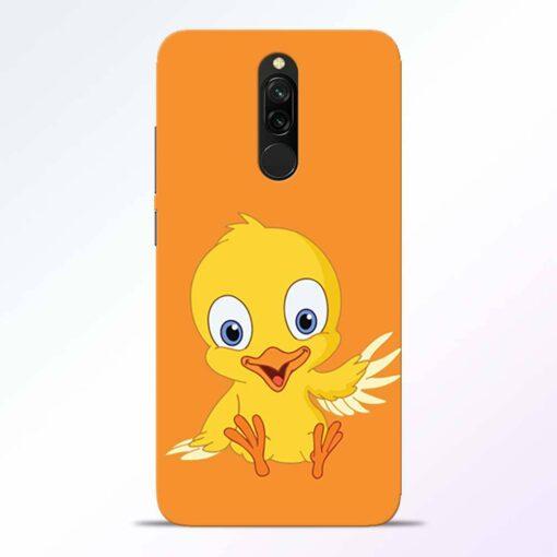 Duck Redmi 8 Back Cover