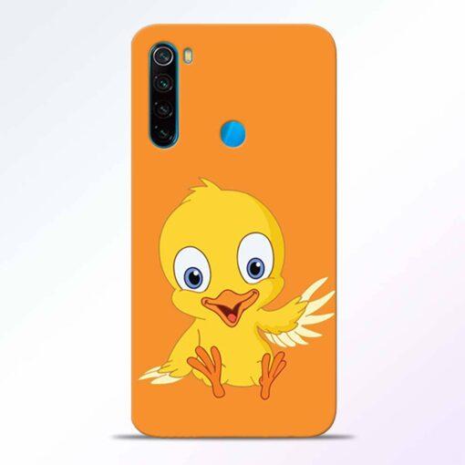 Duck Redmi Note 8 Back Cover