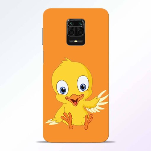 Duck Redmi Note 9 Pro Back Cover