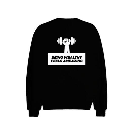 Dumbbell Men Sweatshirt