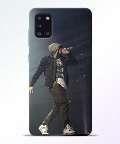 Eminem Style Samsung Galaxy A31 Mobile Cover - CoversGap