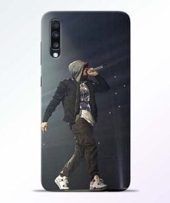 Eminem Style Samsung Galaxy A70 Mobile Cover - CoversGap