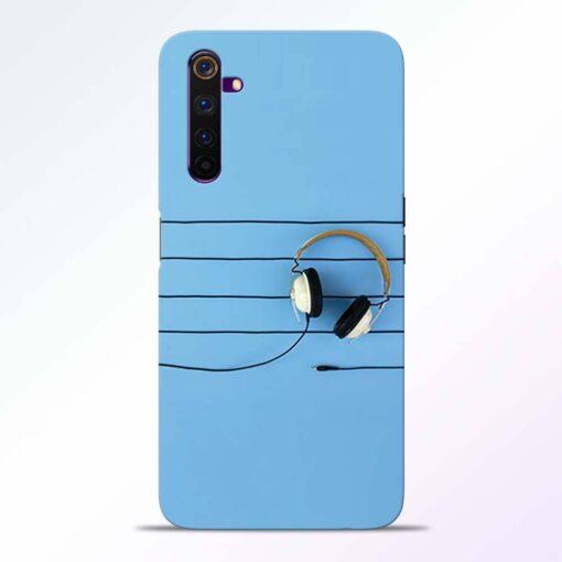 Enjoy Music Realme 6 Pro Back Cover