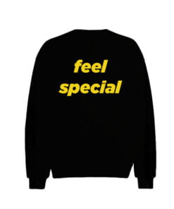 Feel Special Men Sweatshirt