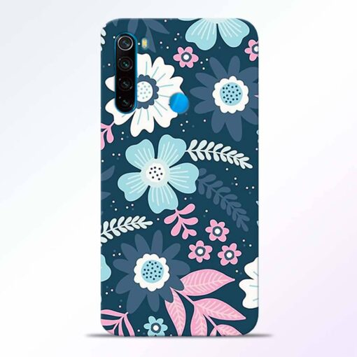 Floral Dance Redmi Note 8 Back Cover