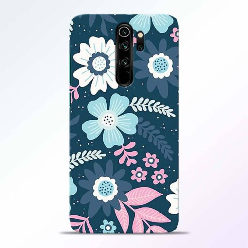 Floral Dance Redmi Note 8 Pro Back Cover