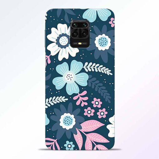 Floral Dance Redmi Note 9 Pro Back Cover