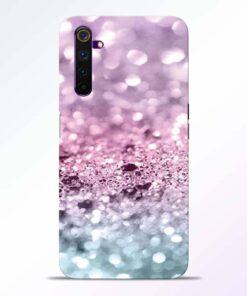 Glitter Printed Realme 6 Pro Back Cover
