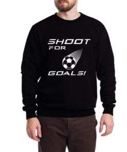 Goal Shooter  Sweatshirt for Men