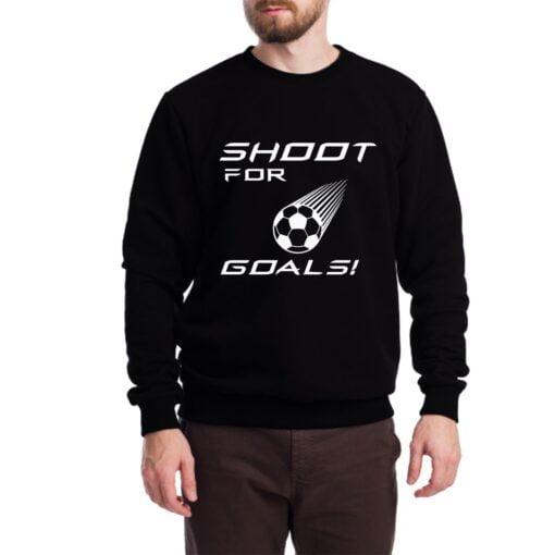 Goal Shooter  Sweatshirt for Men