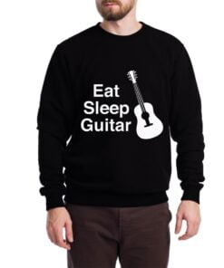 Guitar Sweatshirt for Men
