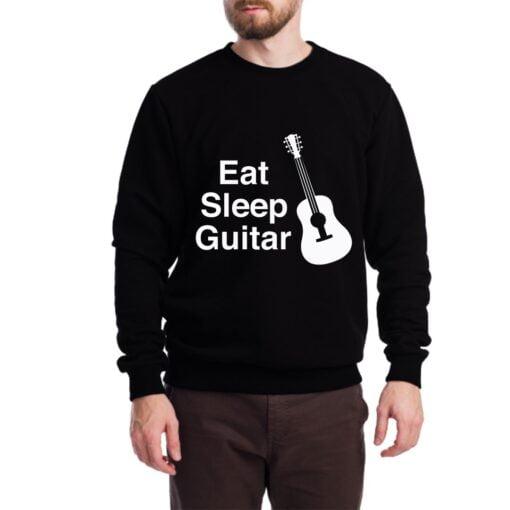 Guitar Sweatshirt for Men