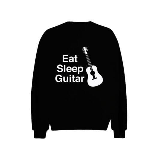Guitar Men Sweatshirt