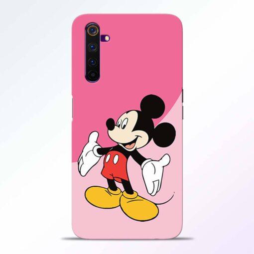 Happy Mickey Realme 6 Pro Back Cover
