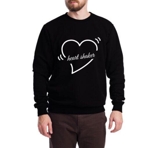 Heart Shaker Sweatshirt for Men