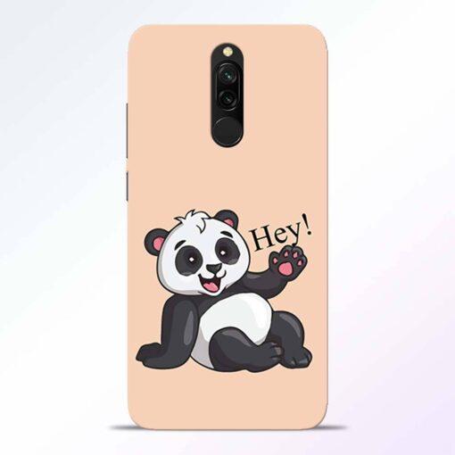 Hey Panda Redmi 8 Back Cover